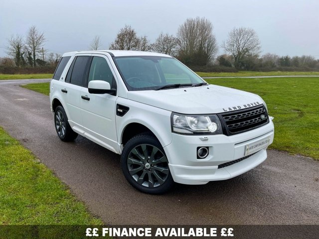 2013 62 LAND ROVER FREELANDER 2 2.2 SD4 DYNAMIC 5d 190 BHP (FREE 2 YEAR WARRANTY)