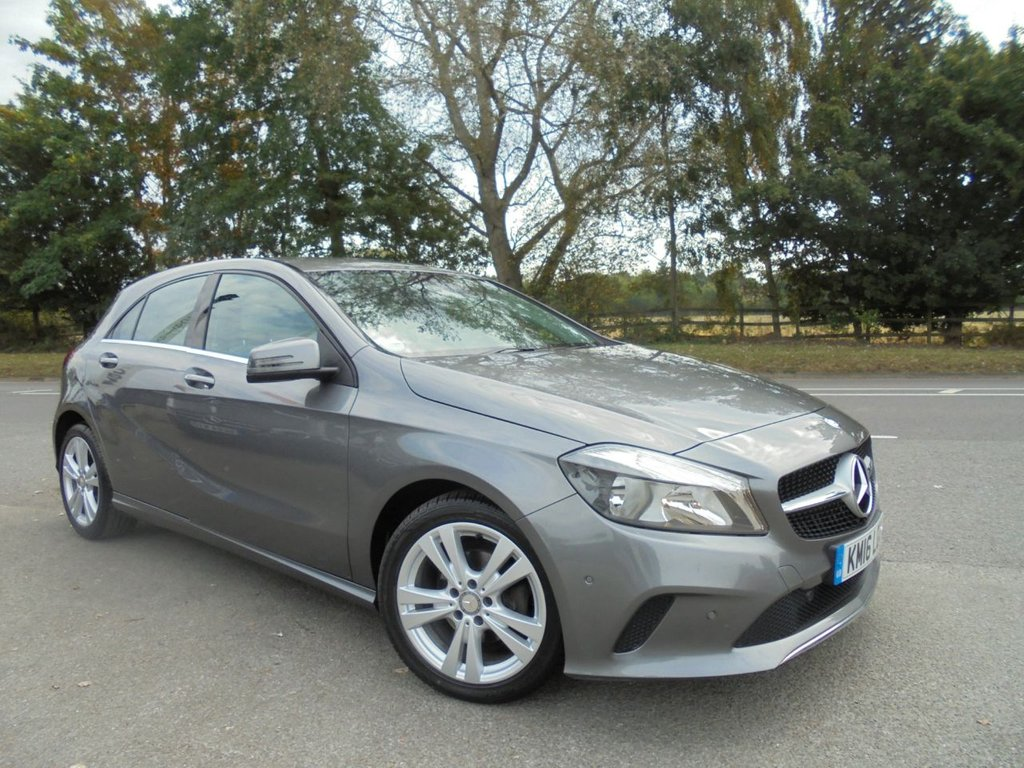 USED 2016 16 MERCEDES-BENZ A-CLASS 1.5 A 180 D SPORT EXECUTIVE 5d 107 BHP