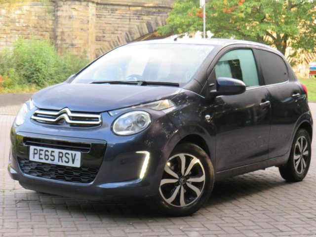 USED 2015 65 CITROEN C1 1.2 PURETECH FLAIR 5d 82 BHP