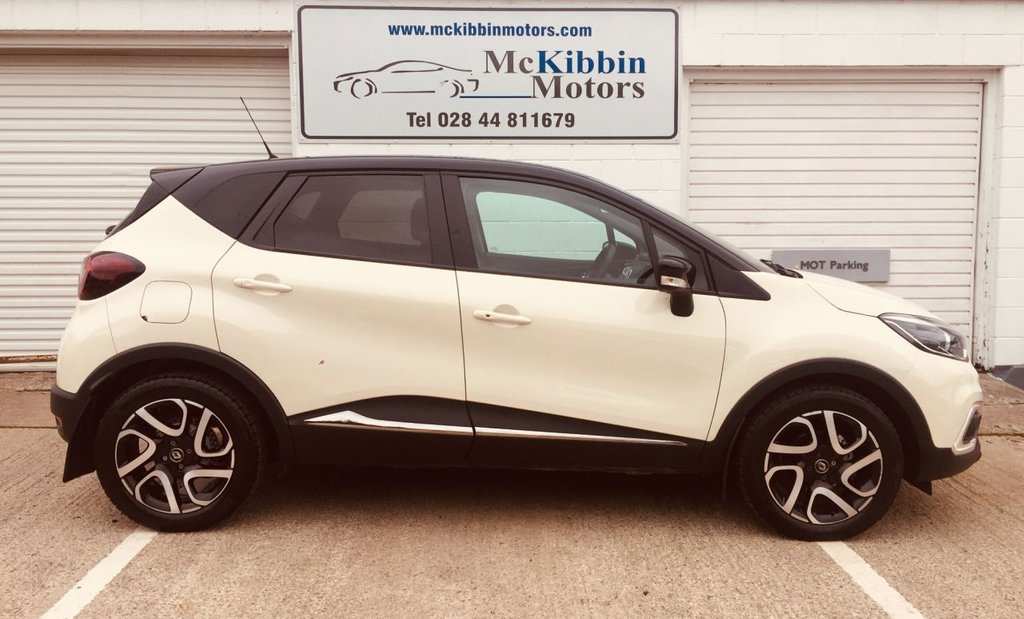 USED 2019 RENAULT CAPTUR  ICONIC TCE