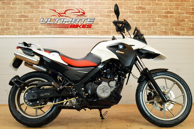 USED 2011 61 BMW G 650 GS