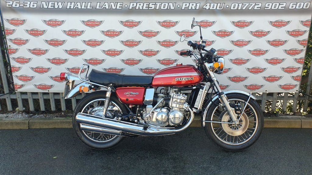 USED 1975 N SUZUKI GT 750M Kettle Roadster Classic Complete rebuild, totally stunning