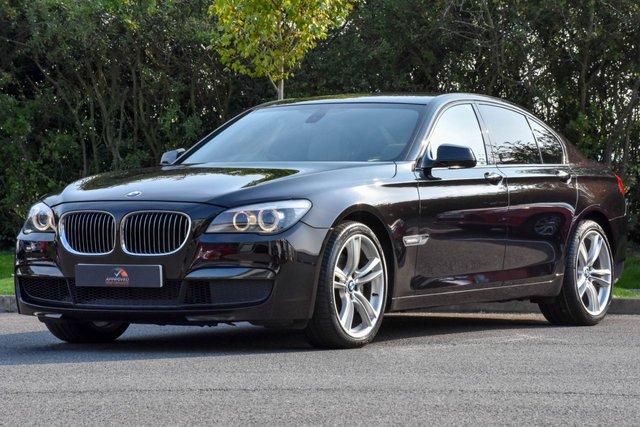 2012 12 BMW 7 SERIES 3.0 730D M SPORT 4d 242 BHP