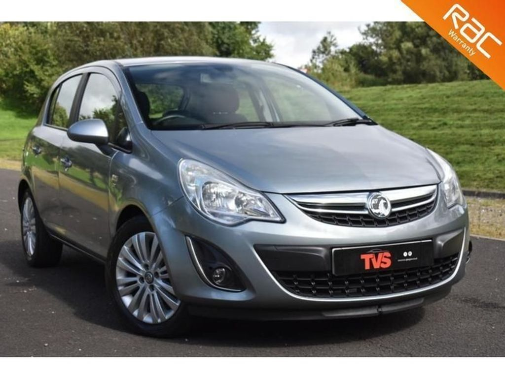 USED 2011 61 VAUXHALL CORSA 1.4 SE 5d 98 BHP JUST SERVICED!!! 1 YEAR MOT!!