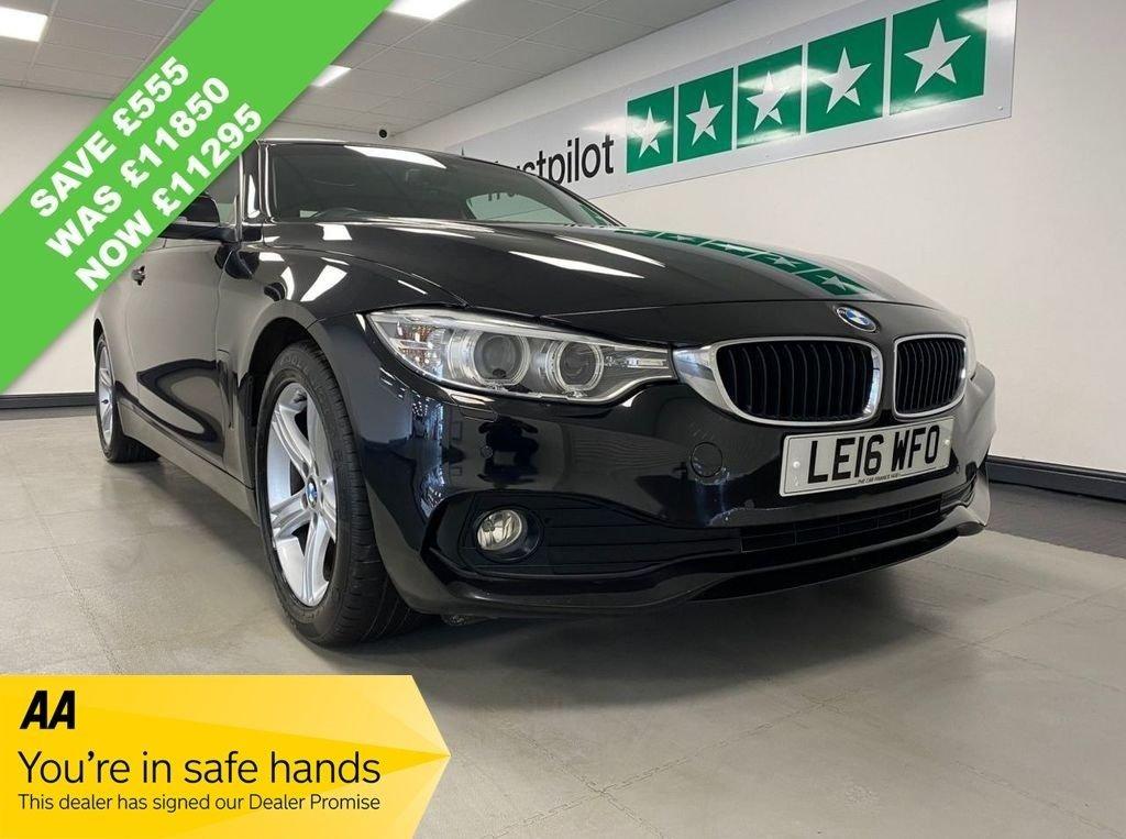 USED 2016 16 BMW 4 SERIES 2.0 420D SE 2d 188 BHP