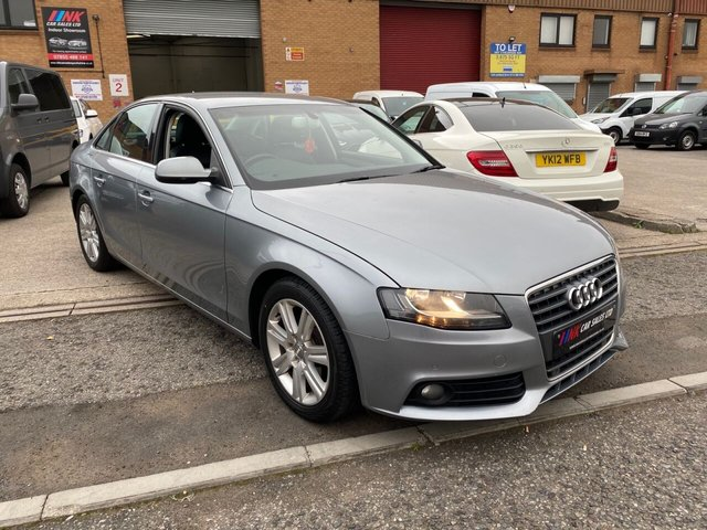 2011 61 AUDI A4 2.0 TDI TECHNIK 4d 134 BHP LEATHERS SAT NAV TIMING BELT WATER PUMP DONE SOLD TO GARETH BUTLER FROM BUXTON DERBYSHIRE