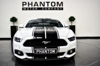 USED 2017 17 FORD MUSTANG 2.3 ECOBOOST 2d 313 BHP