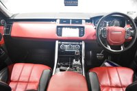USED 2014 14 LAND ROVER RANGE ROVER SPORT 4.4 AUTOBIOGRAPHY DYNAMIC 5d 339 BHP