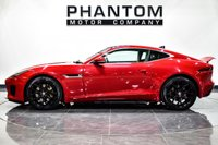 USED 2017 17 JAGUAR F-TYPE 3.0 V6 R-DYNAMIC 2d 336 BHP