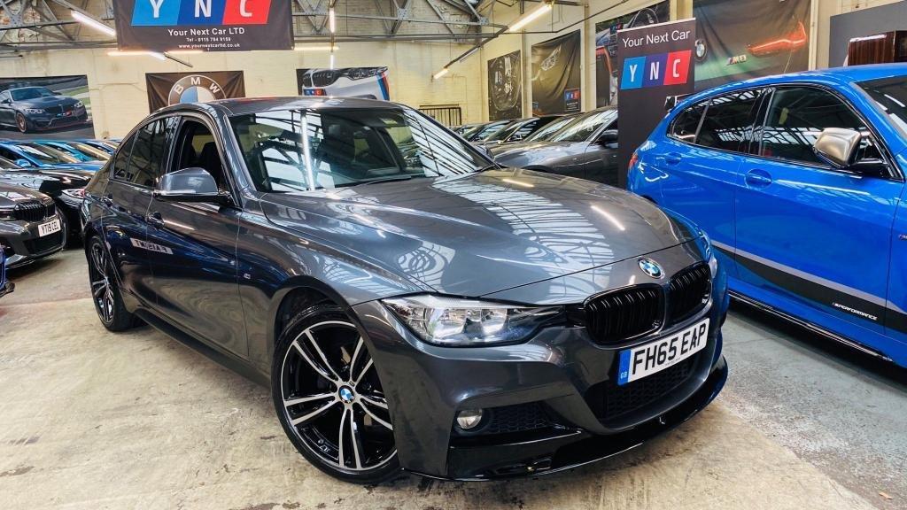 USED 2015 65 BMW 3 SERIES 2.0 320d BluePerformance M Sport (s/s) 4dr PERFORMANCEKIT+19S+FOLDINGSTS