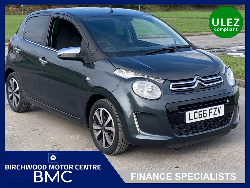 USED 2016 66 CITROEN C1 1.2 PURETECH FLAIR 5d 82 BHP. FULL SERVICE HISTORY!!!