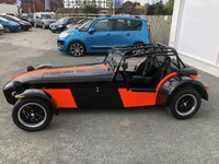 USED 2018 66 CATERHAM SUPER SEVEN 2.0 Road Legal and Race Track Preparred so the best of both worlds Wide Body Caterham Approved with Full Wet Pack and only 1800 miles on CATERHAM SUPER SEVEN 2.0 Road Legal and Race Track Preparred so the best of both worlds Caterham Approved with Fuill Wet Pack and only 1800 miles on