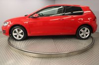 USED 2015 08 VOLKSWAGEN GOLF 1.4 MATCH TSI BLUEMOTION TECHNOLOGY 3d 124 BHP 5 SERVICES, DAB, BLUETOOTH