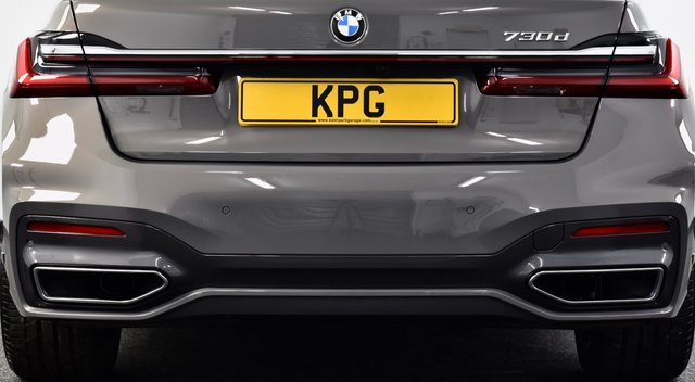 USED 2019 19 BMW 7 SERIES 3.0 730d M Sport Auto (s/s) 4dr £73k New, 1 Owner, Stunning !