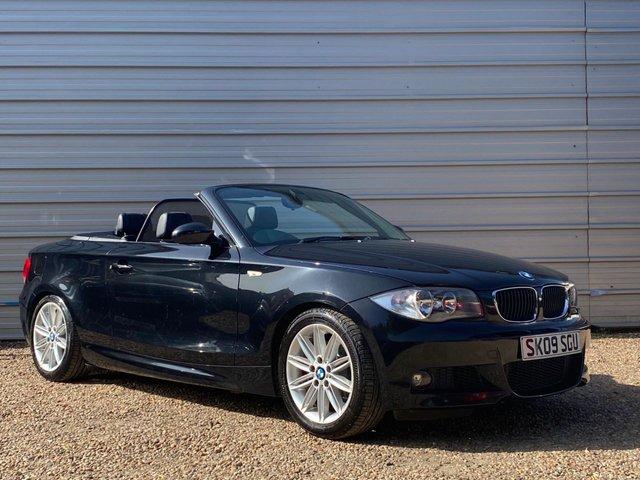 2009 09 BMW 1 SERIES 2.0 120I M SPORT 2d 168 BHP