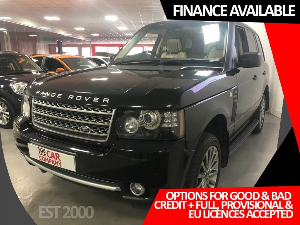 USED 2012 62 LAND ROVER RANGE ROVER 4.4 TDV8 WESTMINSTER 5d 313 BHP * NAV * DAB * TV/DVD * HEATED WHEEL * 20 INCH ALLOYS *