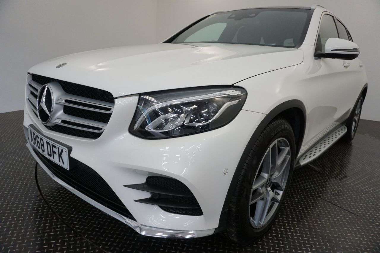 Used MERCEDES-BENZ GLC-CLASS for sale