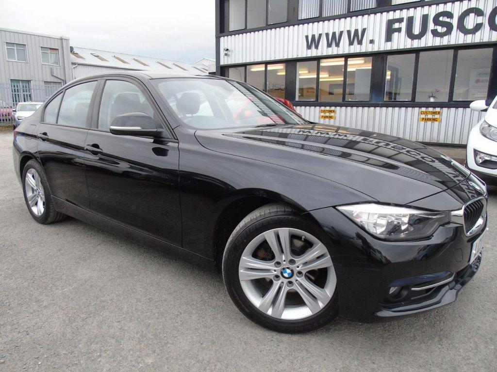 USED 2017 17 BMW 3 SERIES 2.0 320I SPORT 4d 181 BHP £306 a month, T&Cs apply.