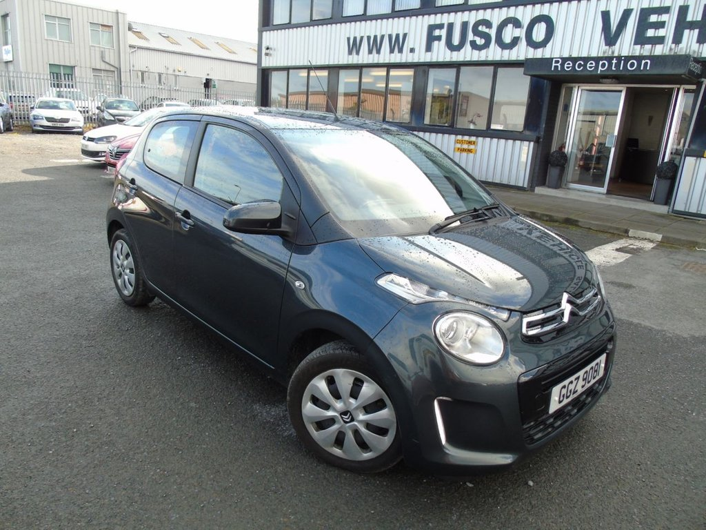 USED 2017 CITROEN C1 1.0 FEEL 5d 68 BHP £133 a month, T&Cs apply.