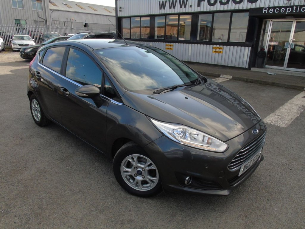 USED 2016 FORD FIESTA 1.5 TITANIUM ECONETIC TDCI 5d 94 BHP £143 a month, T&Cs apply.