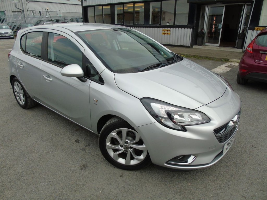 USED 2017 17 VAUXHALL CORSA 1.4 SRI ECOFLEX 5d 74 BHP £131 a month, T&Cs apply.