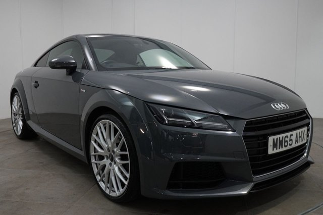 AUDI TT at Peter Scott Cars