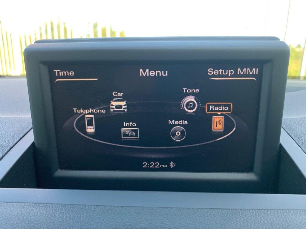 USED 2012 12 AUDI A1 1.6 SPORTBACK TDI SE 5d 105 BHP