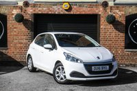 USED 2016 16 PEUGEOT 208 1.2 ACTIVE 5d 82 BHP