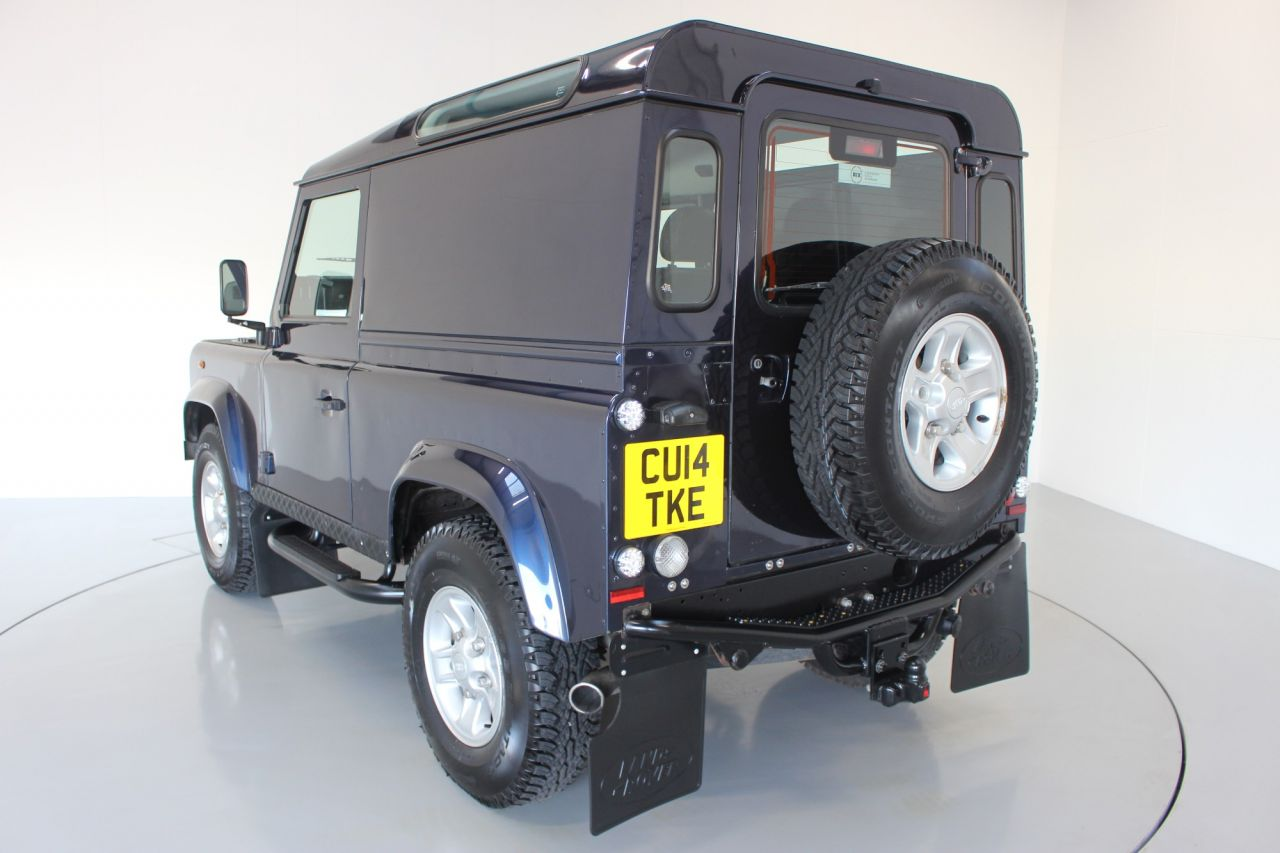 Used LAND ROVER DEFENDER 90 for sale