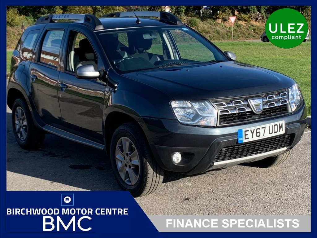 USED 2017 67 DACIA DUSTER 1.5 LAUREATE DCI 5d 109 BHP. FULL SERVICE HISTORY!!!