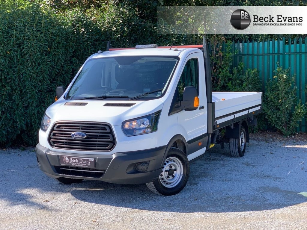 USED 2019 19 FORD TRANSIT 2.0 350 L5 C/C 129 BHP LONG WHEEL BASE  LONG WHEEL BASE