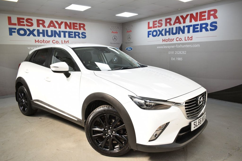 View our MAZDA CX-3