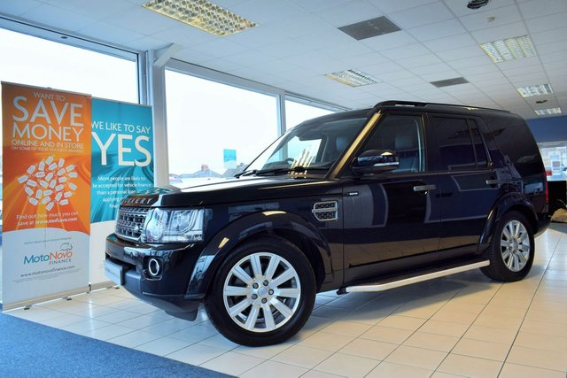 2016 65 LAND ROVER DISCOVERY 4 3.0 SDV6 COMMERCIAL SE 255 BHP