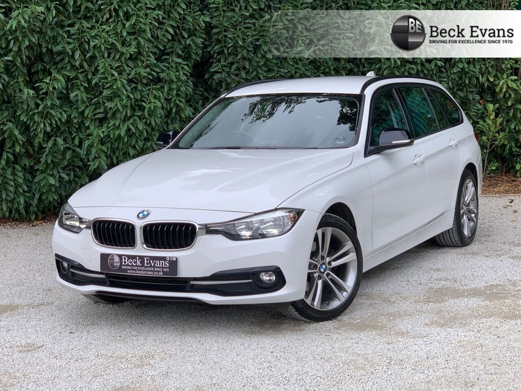 USED 2017 17 BMW 3 SERIES 2.0 320D SPORT TOURING 5d 188 BHP