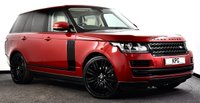 USED 2016 16 LAND ROVER RANGE ROVER 3.0 TD V6 Vogue Auto 4WD (s/s) 5dr £9k Extra's, D/Steps, Pan Roof