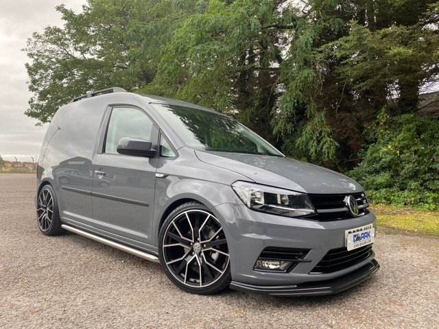 2020 70 VOLKSWAGEN CADDY 2.0 C20 TDI HIGHLINE 101 BHP