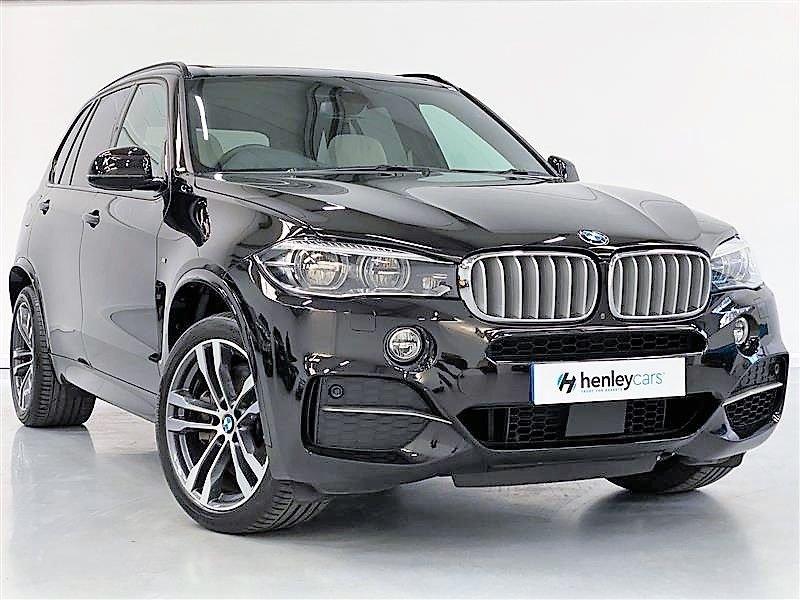 USED 2017 67 BMW X5 3.0 M50D