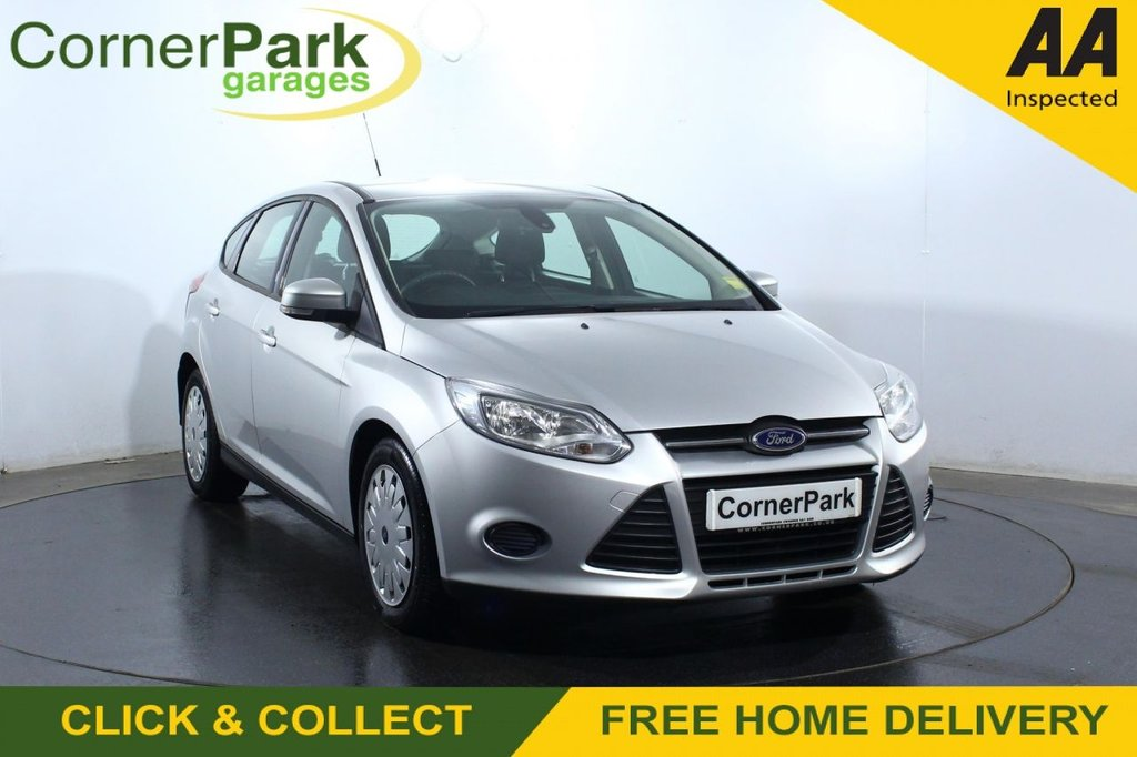 USED 2014 64 FORD FOCUS 1.6 EDGE ECONETIC TDCI 5d 104 BHP
