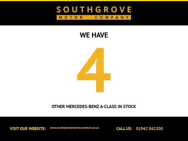 USED 2015 65 MERCEDES-BENZ A-CLASS 1.6 A 180 SPORT EXECUTIVE 5d 121 BHP