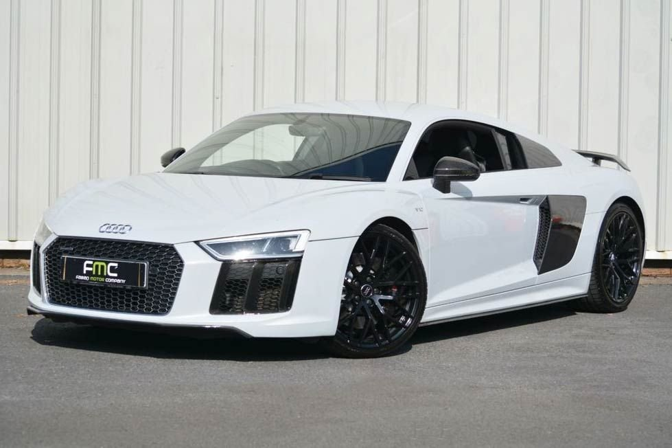 USED 2016 65 AUDI R8 5.2 V10 QUATTRO 2d 533 BHP **Audi Extended Warranty until May 2021**
