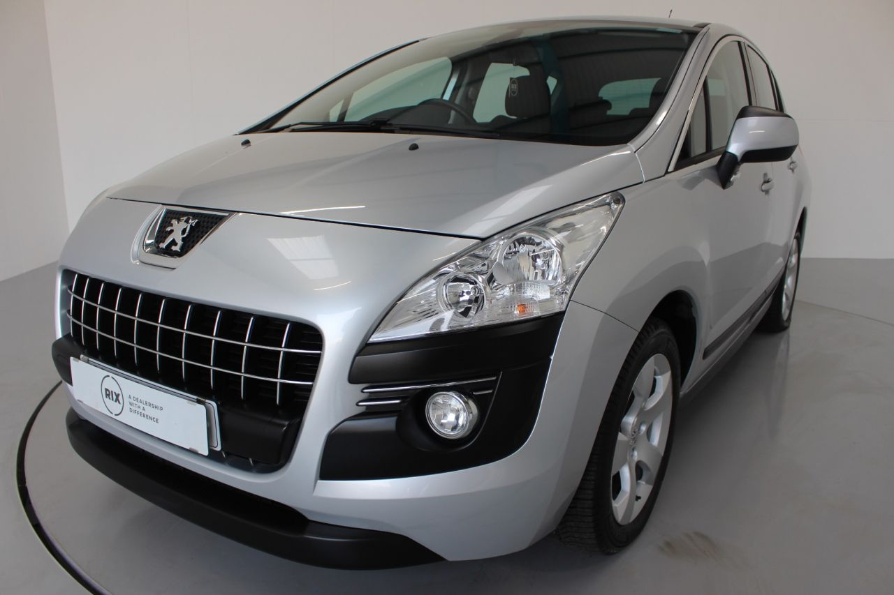 Used PEUGEOT 3008for sale