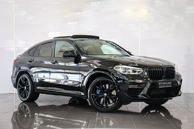 USED 2019 69 BMW X4 3.0 M COMPETITION 4d 503 BHP