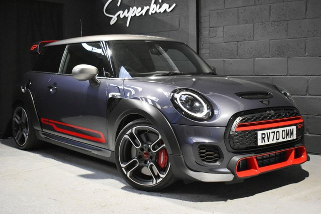 View our MINI HATCH JOHN COOPER WORKS