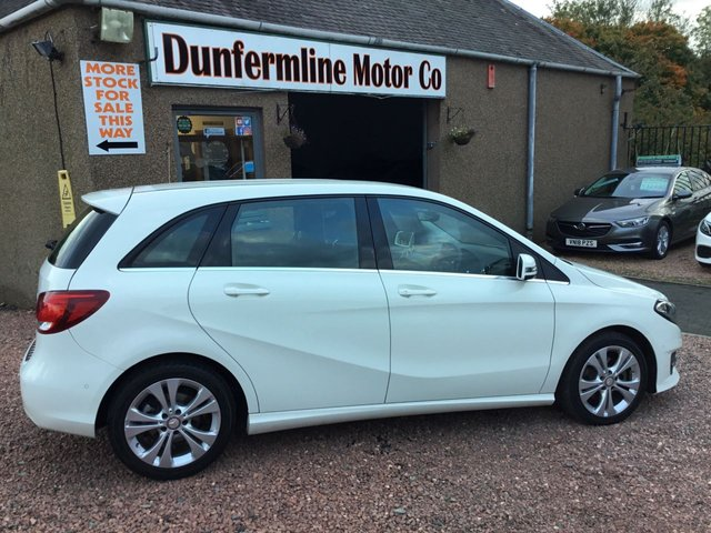 USED 2017 17 MERCEDES-BENZ B-CLASS 2.1 B 200 D SPORT EXECUTIVE 5d 134 BHP ++HIGH SPEC+VERY LOW MILEAGE++
