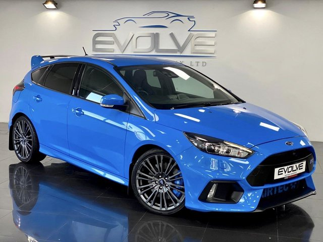 2017 67 FORD FOCUS 2.3 RS 5d 346 BHP