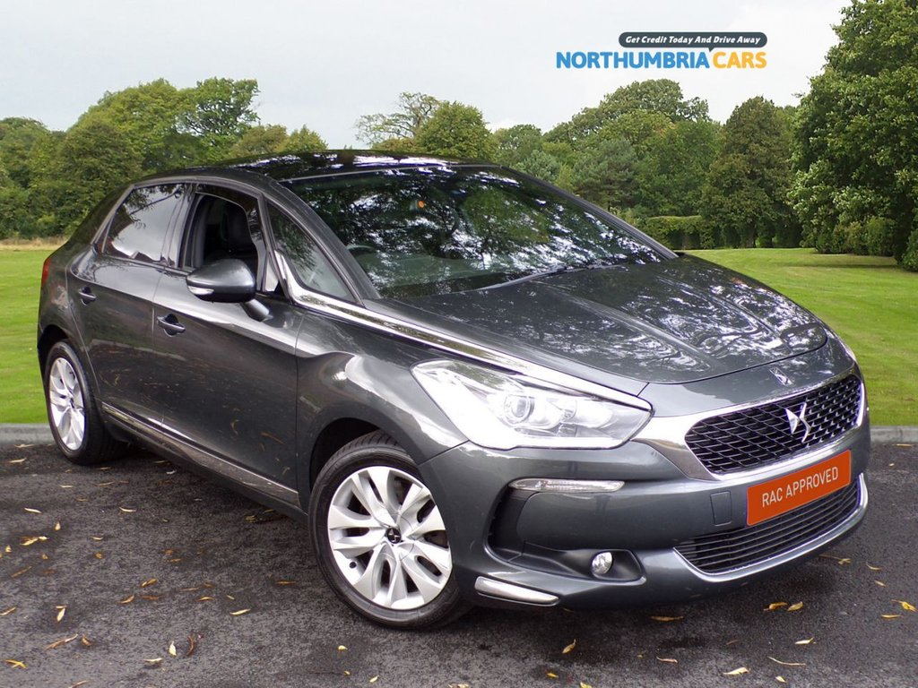 USED 2015 15 DS DS 5 2.0 BLUEHDI ELEGANCE S/S 5d 148 BHP