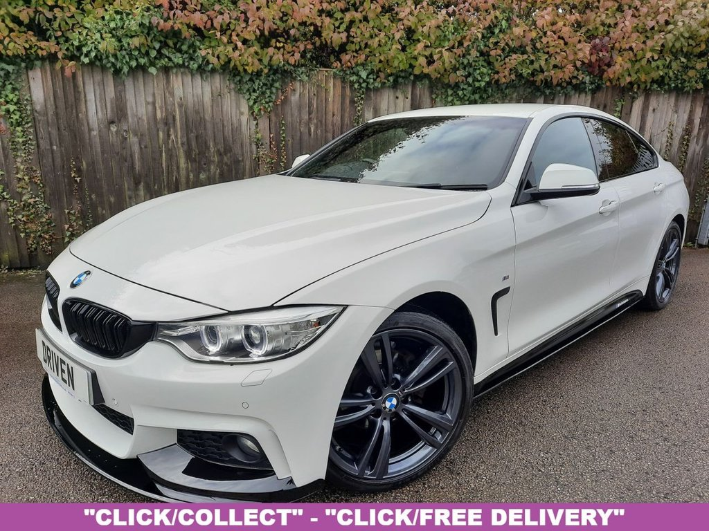 USED 2016 66 BMW 4 SERIES 2.0 418D M SPORT GRAN COUPE 4d 148 BHP