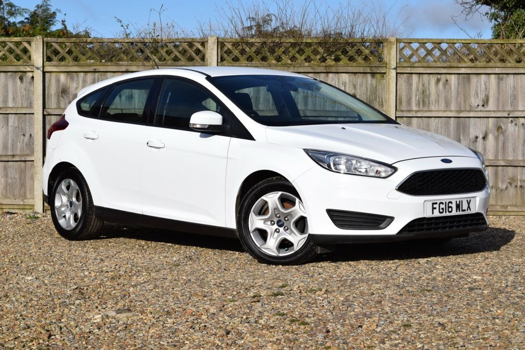 USED 2016 16 FORD FOCUS 1.0 STYLE 5d 100 BHP Free 12  month warranty