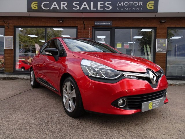 USED 2016 16 RENAULT CLIO 1.5 DYNAMIQUE NAV DCI 5d 89 BHP ZERO ROAD TAX, JUST SERVICED AND MOT'D, SAT NAV, CRUISE CONTROL, DAB RADIO, BLUETOOTH, ALLOYS, 5 STAR RATED DEALERSHIP - BUY WITH CONFIDENCE