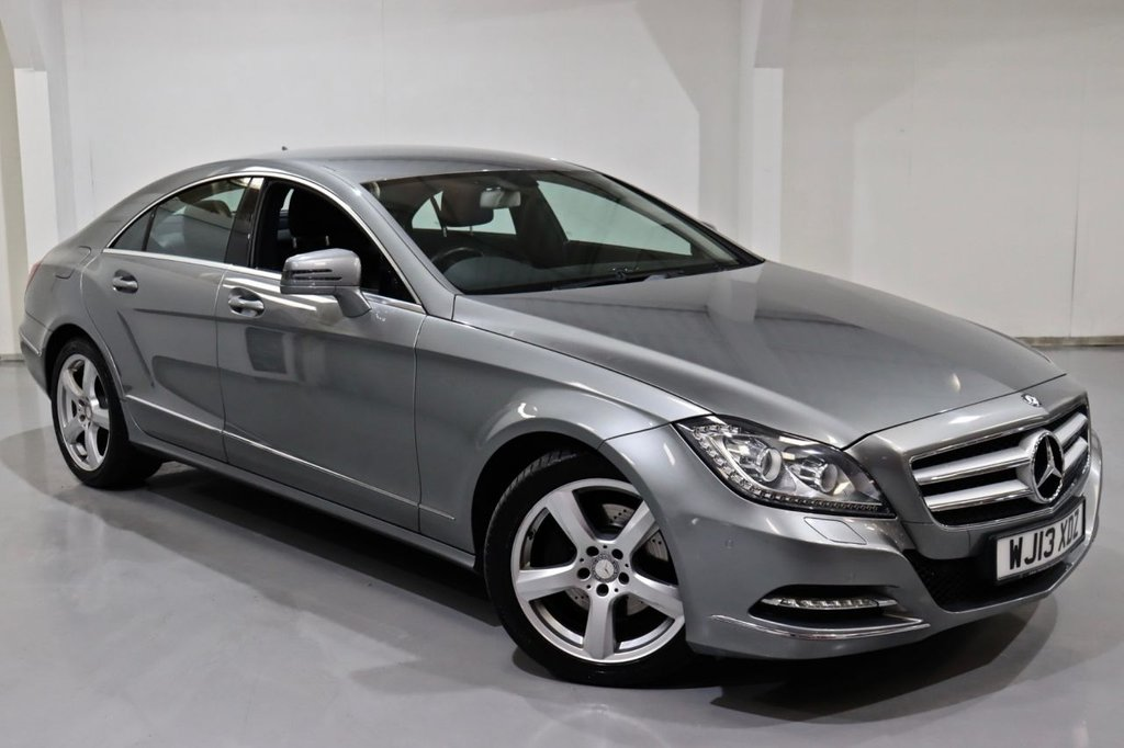 USED 2013 13 MERCEDES-BENZ CLS CLASS 2.1 CLS250 CDI BLUEEFFICIENCY 4d 204 BHP